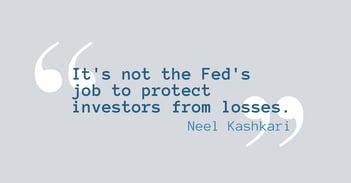 Quote by Neel Kashkari